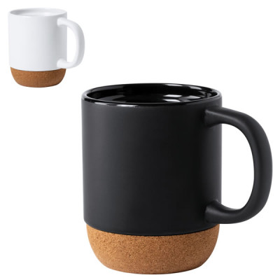 tasse mug en liège personnalisable objet publicitaire personnalisé goodies