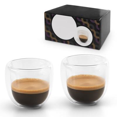 Verre café expresso personnalisé Objet publicitaire personnalisable goodies