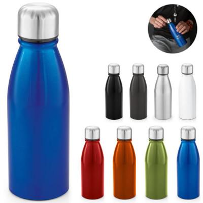 Bouteille aluminium remplacer bouteille plastique bureau personnalisable