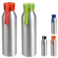 bouteille eau aluminium personnalise logo entreprise publicitaire goodies
