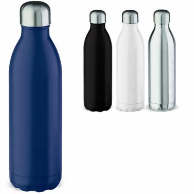Grande bouteille isotherme 1 litre personnalise logo entreprise publicitaire goodies
