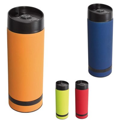 mug isotherme couleur gravure laser logo entreprise