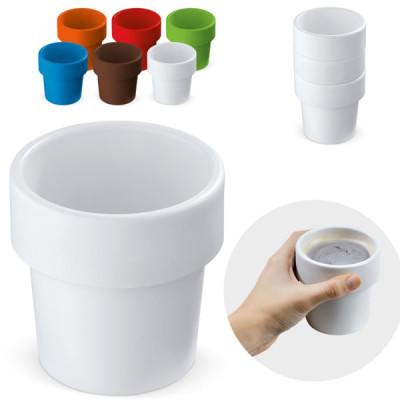 Tasse cafe incassable personnalise logo entreprise goodies ecologique