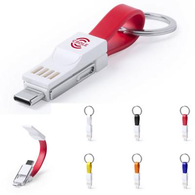 porte-clés cable typ c et usb chargeur telephone tablette smartphone