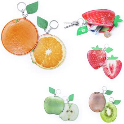 porte-clés fruit porte monnaie publicitaire pas cher
